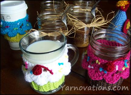 3 Cupcake Cozies