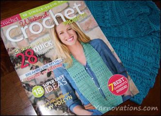 Love of Crochet Weekend Projects 2013