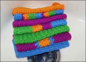 How to Single Crochet Photo Tutorial